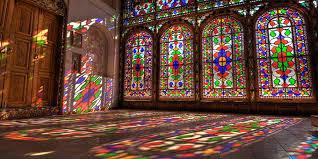 پاورپوینت بررسی رنگ در معماری